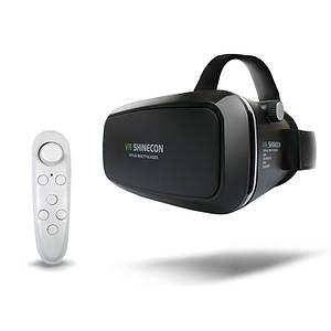 Очки виртуальной реальности VR Shinecon с пультом 130587