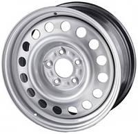 Стальные диски Steel Mercedes R16 W6.5 PCD6x130 ET62 DIA84.1 (silver)