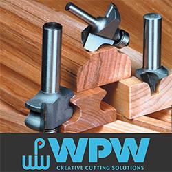 Фрезы концевые напайные WPW