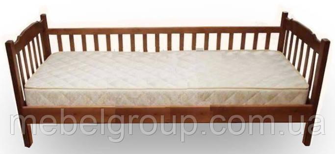 Ліжко Юніор з 1 бортиком 90х200 см