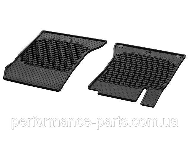 Оригинальные коврики Mercedes Benz A-class W176 перед-зад 4 штуки A17668050019G33