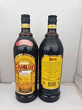 Kahlua coffee liqueur  Ликёр Калуа 20% 1 л