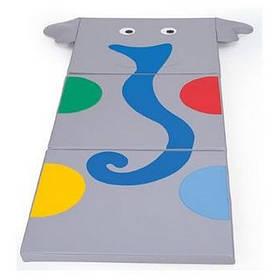 Дитячий килимок Слоник для дітей