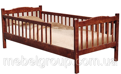 Кровать Юниор с 2 бортиками 90х200 см