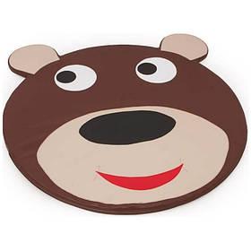 Дитячий килимок Ведмедик м'який ігровий модуль