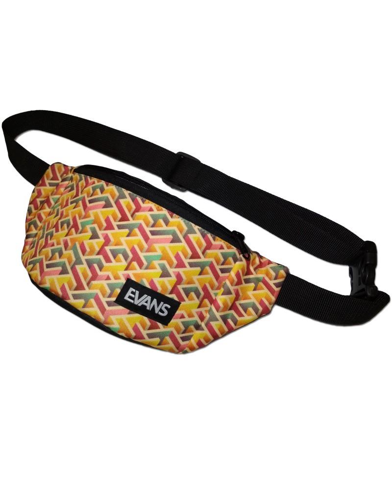 EVANS Поясная сумка (бананка) Evans - S2 Maze