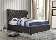 """Кровать 1,6 """"Империя"""" Domini (ТК темный мокко)"""
