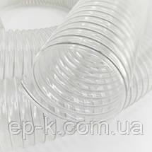 Рукав 45х51,6-0,5 гофрированный ПВХ (PVC), фото 3