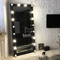 Зеркало с подсветкой VERTURM в салон красоты