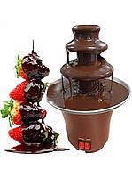 Шоколадный фонтан для фондю Chocolate Fountain