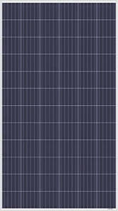 Сонячна панель (полікристал) Amerisolar AS-6P , 5BB