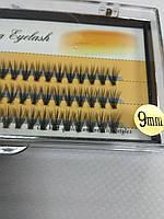 Пучкові вії Nesura Eyelash 20D 9мм