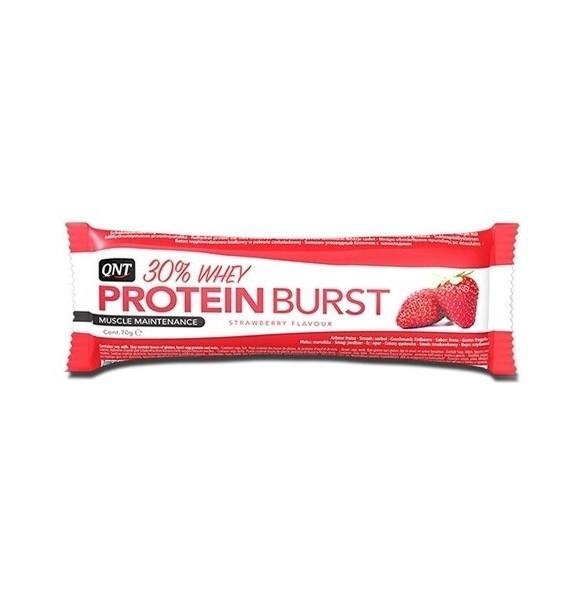 QNT_Protein Burst Bar 70 г - Strawberry