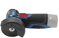 Аккумуляторная угловая шлифмашина Bosch GWS 12V-76 Professional, фото 1