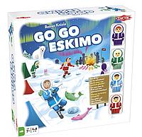 Вперед рибалки, Вперёд рыбаки, GO GO Eskimo, настольная игра