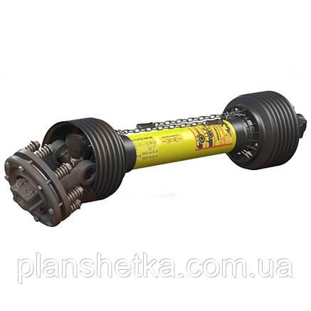 """Кардан с предохранительной муфтой для трактора """"Shkiv"""", фото 2"""