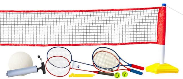Сетки для бадминтона, волейбола и тенниса