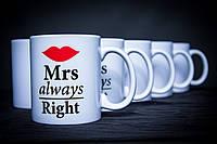 Печать фото и картинок на чашках
