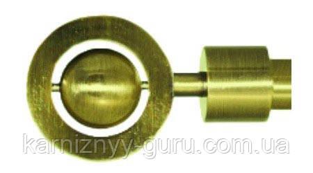 Декоративный наконечник Пополо 16ø