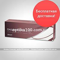 Контактные линзы Dailies Total 1. 30 шт