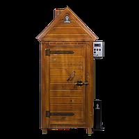"""Коптильня холодного и горячего копчения из дерева (вместимость 20 кг) ТМ """"ДК"""""""