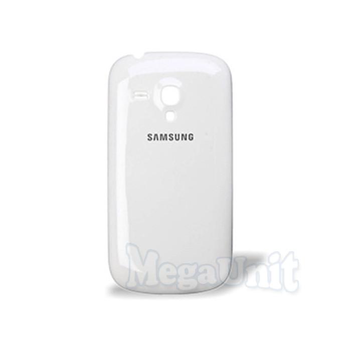 Задняя панель (крышка батареи) Samsung Galaxy S3 mini i8190 Белый