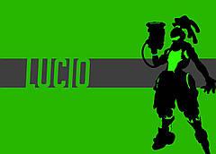 Картина GeekLand Overwatch Овервотч минимализм 60х40см OW.09.002