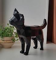 """3D фігура з паперу """"Кошеня"""""""