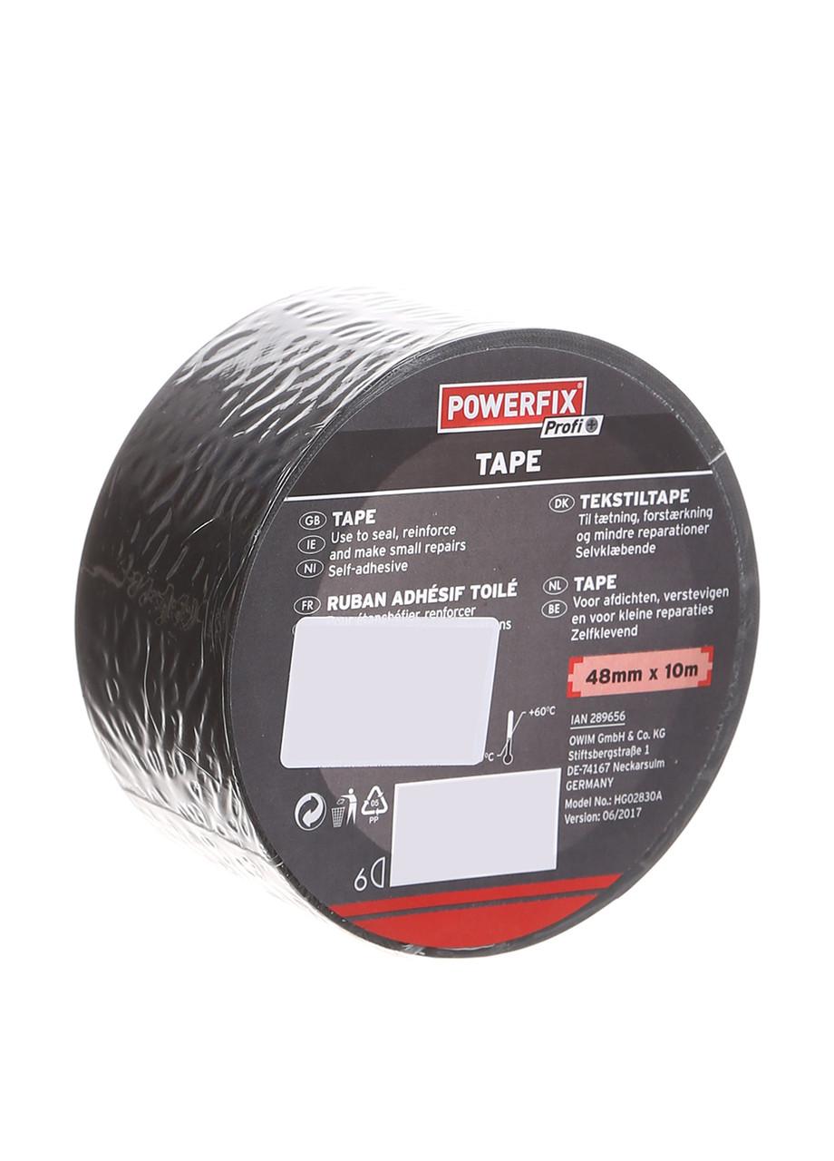 L-131214, Текстильный скотч, универсальное, черный