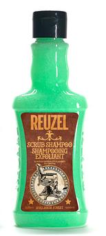 Мужской шампунь скраб Reuzel Scrub Shampoo 1л