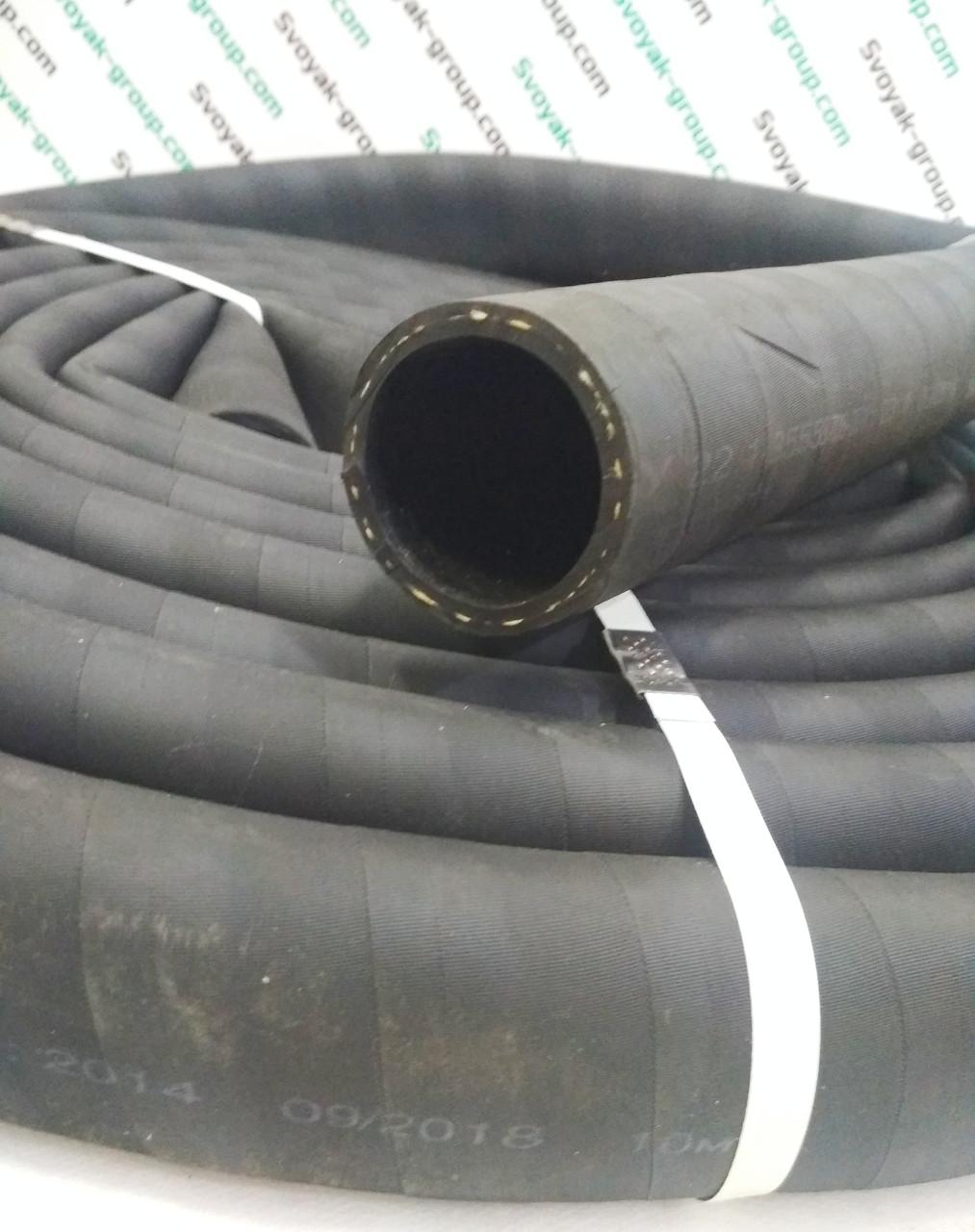 Рукав дорновый 50мм./10м. напорный, вода техническая 0,63 МПа В (III) ГОСТ18698-79