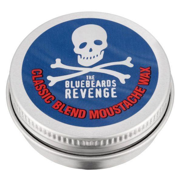 Воск для усов The Bluebeards Revenge Classic Blend Moustache Wax 20мл