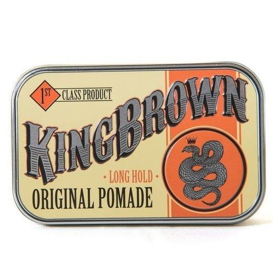 Помада King Brown Original Pomade 71г
