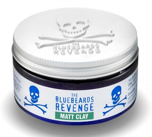 Глина для укладки волос The Bluebeards Revenge Matt Clay Matt 100мл