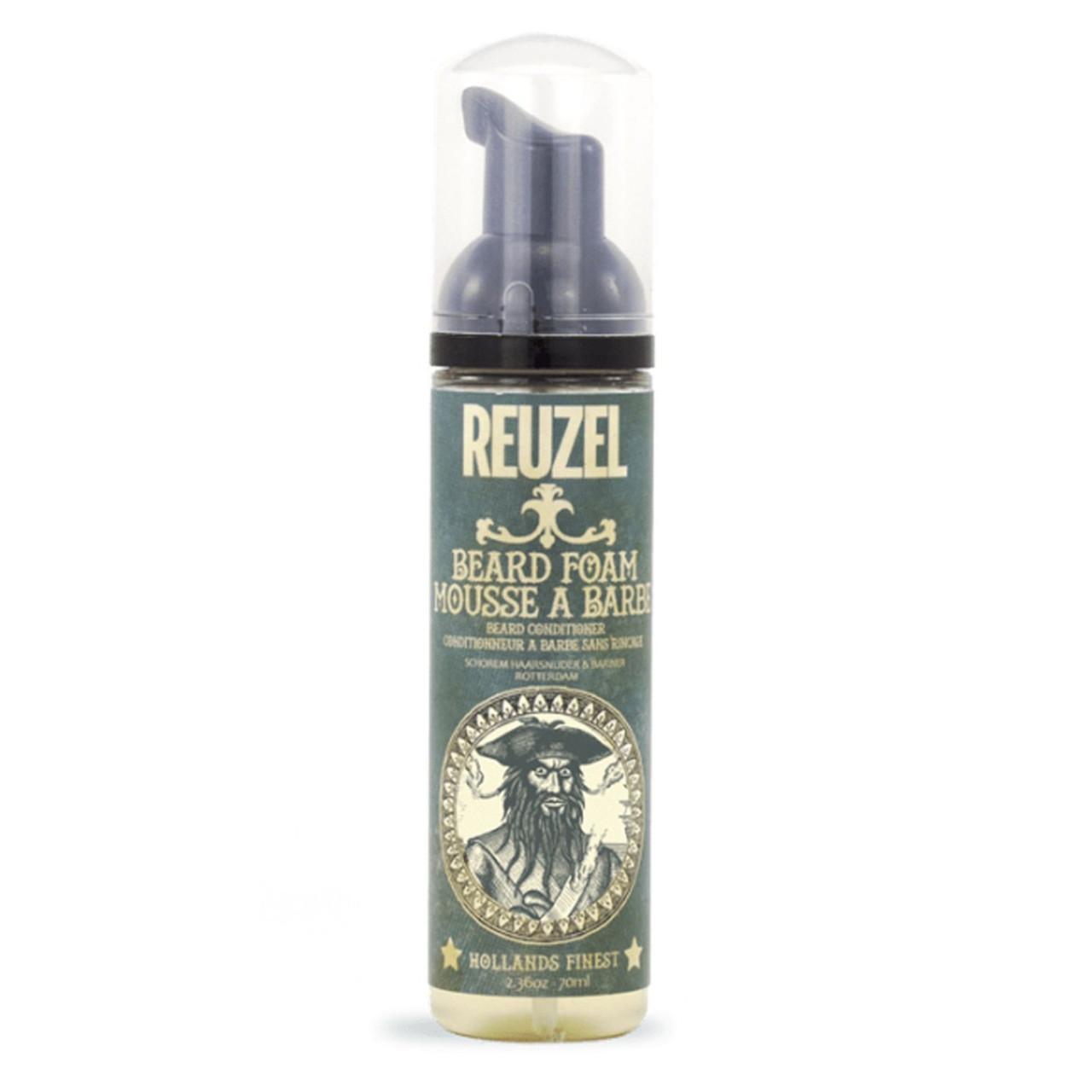 Пенка для бороды Reuzel Beard Foam 70мл