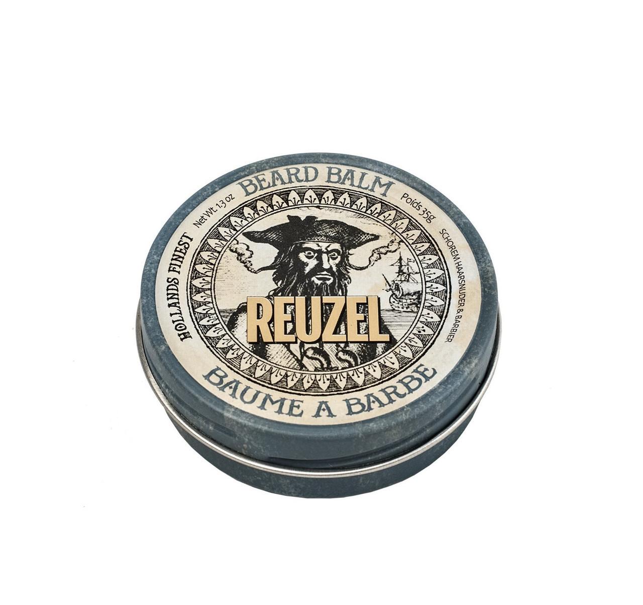 Бальзам для бороды Reuzel Beard Balm 35г