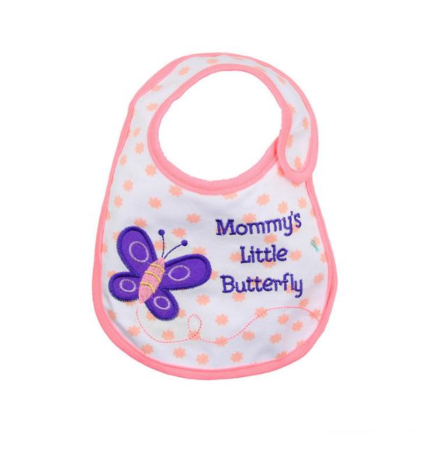 Слюнявчик Carter´s  Mommys Little Butterfly