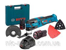 Аккумуляторный многофункциональный инструмент Bosch GOP 12V-28