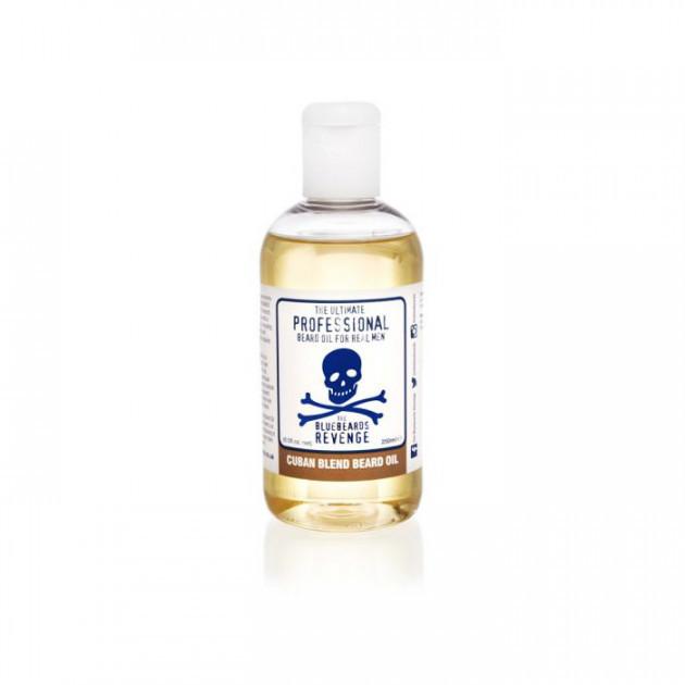 Масло для бороды Bluebeards Revenge Cuban Blend Beard Oil 250ml