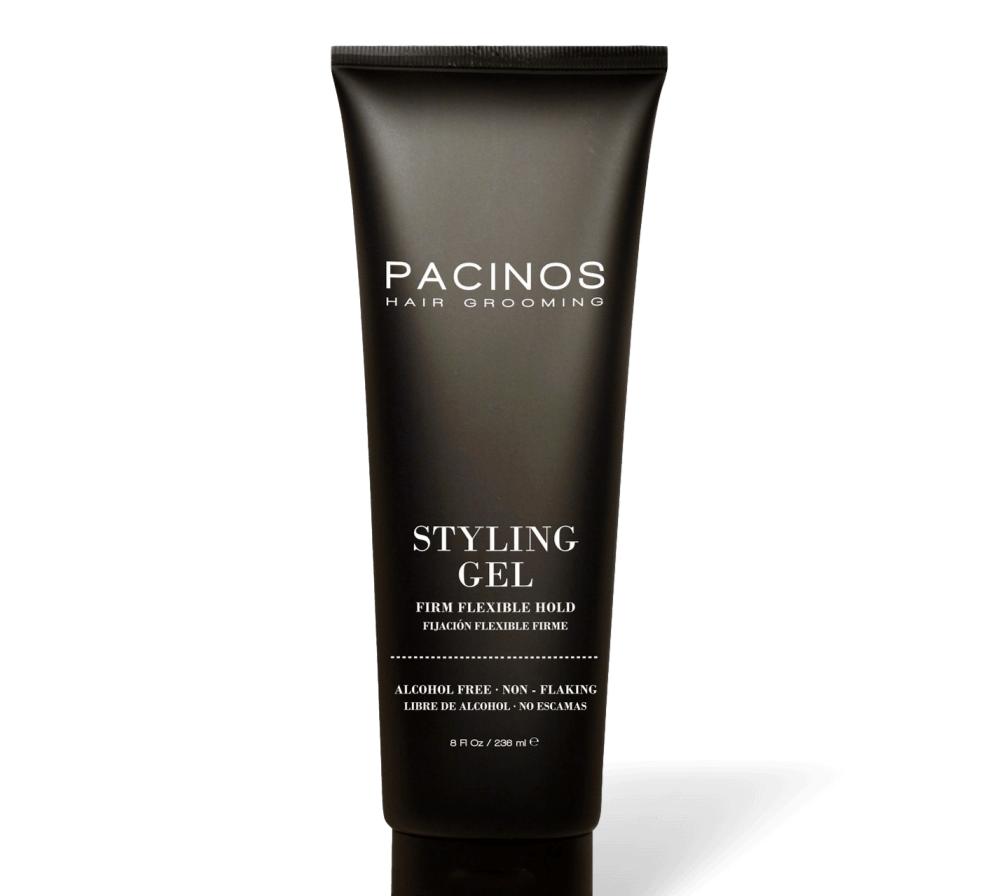 Гель для укладки  волос Pacinos Styling Gel  236мл  New