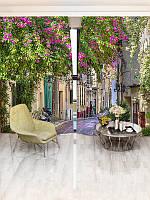 Фотошторы WallDeco Узкая улица в Италии (9924_1_1)
