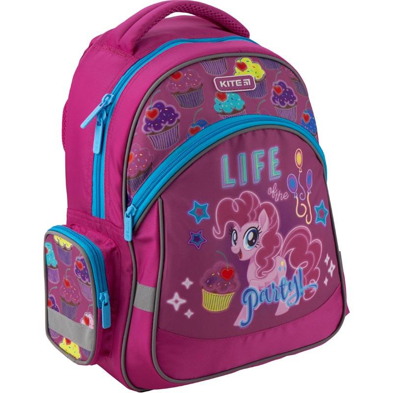 Рюкзак школьный Kite Education для девочек My Little Pony Розовый LP19-521S
