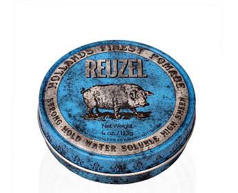 Помада Reuzel  Strong Hold Blue 113ml