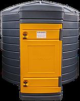 Резервуар SWIMER 7500 FUDPS  для дизпалива (міні АЗС, КАЗС, МАЗС,  бочка, ємність) пункт паливозаправний
