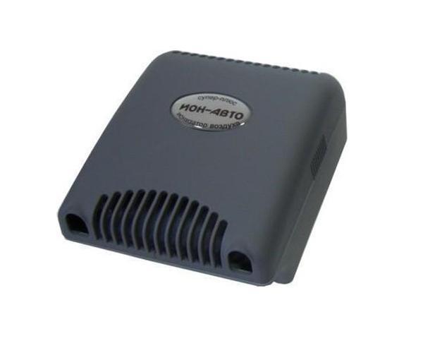 Автомобильный очиститель-ионизатор воздуха Супер-Плюс-ион