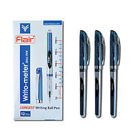 Ручка Flair Writo meter 10km черная