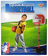 Баскетбольное кольцо 777-439 на стойке