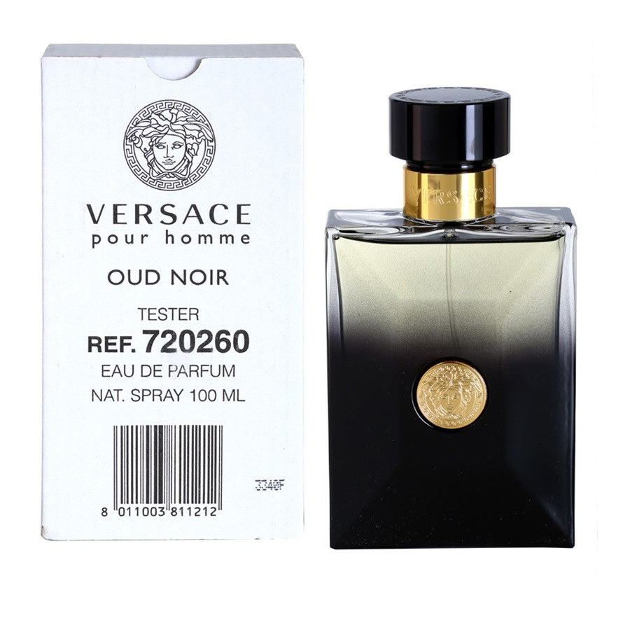 Versace Pour Homme Oud Noir 100 мл Tester Original цена 570 грн