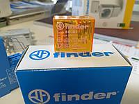 Реле промежуточное 16A 230V AC Finder 40.61.8.230.0000 миниатюрное