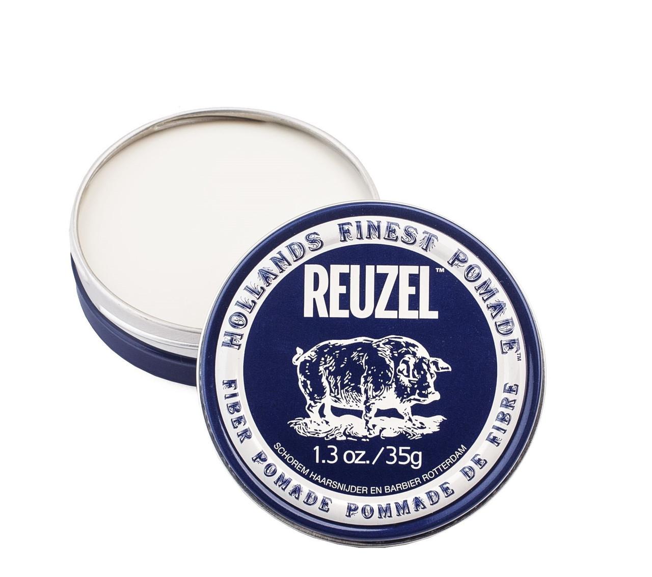 Паста для укладки волос - Reuzel Fiber Pomade